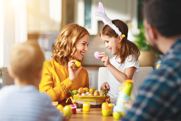 Making Easter Baskets Affordable, Unique, and Fun