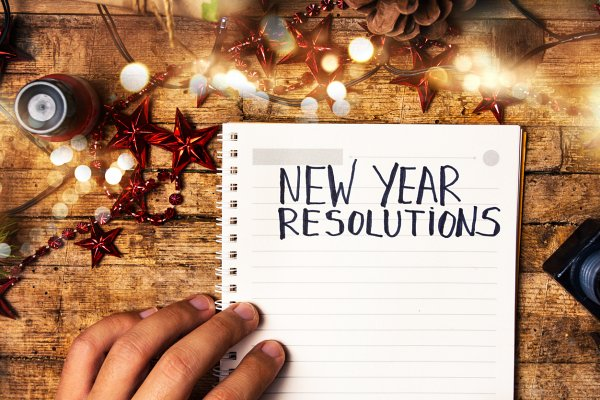 6 Realistic Financial New Year's Resolutions You Can Keep